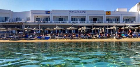 ACROGIALI BEACH HOTEL - PLATIS GIALOS