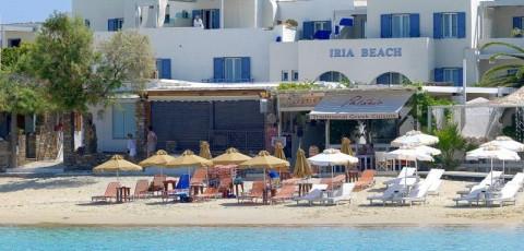IRIA BEACH ART HOTEL - AGIA ANNA BEACH