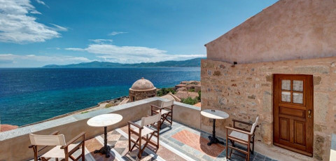 MALVASIA TRADITIONAL HOTELS MONEMVASIA