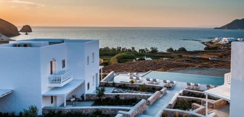 MILOS BREEZE BOUTIQUE HOTEL - POLLONIA