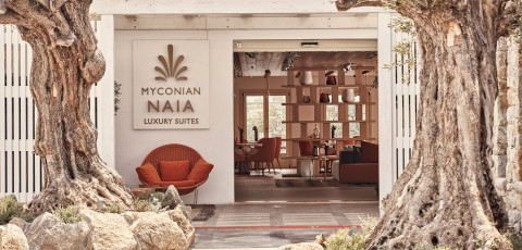 MYCONIAN NAIA LUXURY SUITES