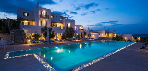 NAOUSSA HILLS BOUTIQUE RESORT