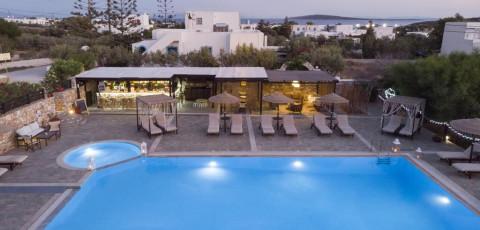 PAROSLAND HOTEL - ALYKI