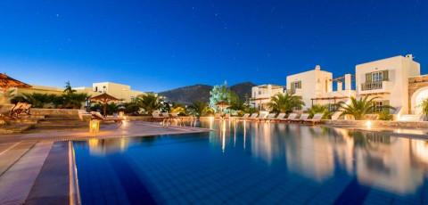 YIALOS IOS HOTEL - PORT AREA
