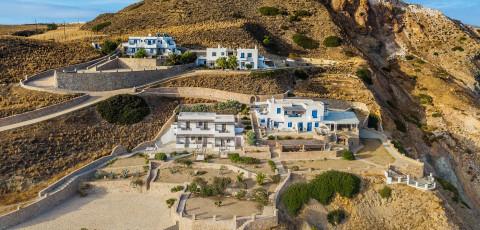 PSARAVOLADA HOTEL - AGHIA KYRIAKI BEACH