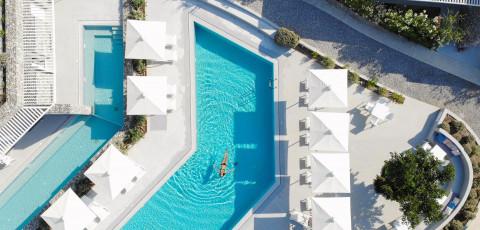 RELUX IOS DESIGN HOTEL - PORT AREA