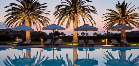 YRIA ISLAND BOUTIQUE HOTEL & SPA - PARASPOROS