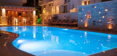 ANNA PLATANOU HOTEL - PARIKIA