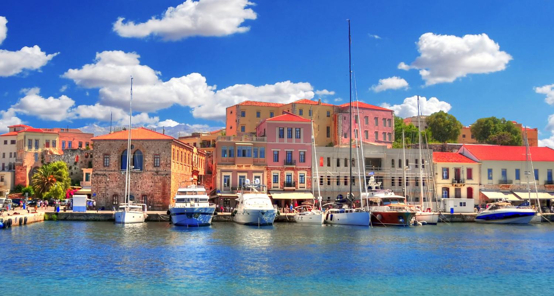 Crete - Chania Area