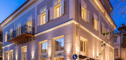3SIXTY HOTEL & SUITES NAFPLIO