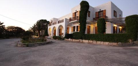 SWISS HOME HOTEL - NAOUSSA